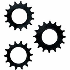 Shimano Dura Ace Track Single Sprockets Visit us @ https://www.wocycling.com/ for the best online cycling store.