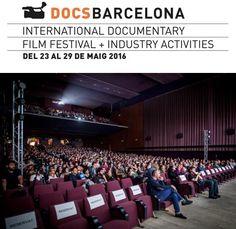 DocsBarcelona 2016, 19è Festival Internacional de Cinema Documental. CCCB i altres espais (Barcelona). Del 23 al 29 de maig