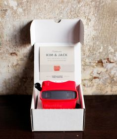 This hipster wedding idea totally just pushed our awww button. You can actually get View-Master wedding invites custom made with your very o. Invitation Fete, Fun Wedding Invitations, Wedding Stationery, Invitation Ideas, Invitation Design, Unique Invitations, Creative Invites, Before Wedding, Our Wedding