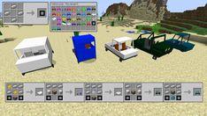 Minecraft Addons, Minecraft Food, Easy Minecraft Houses, Minecraft Modern, Amazing Minecraft, Minecraft City, Minecraft Decorations, Minecraft Creations, Minecraft Crafts