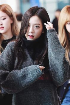 Check out Blackpink @ Iomoio Kim Jennie, Jenny Kim, Kpop Girl Groups, Korean Girl Groups, Kpop Girls, Blackpink Jisoo, Black Pink ジス, Blackpink Members, Blackpink Photos
