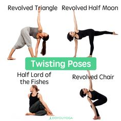 What are your favorite twists?