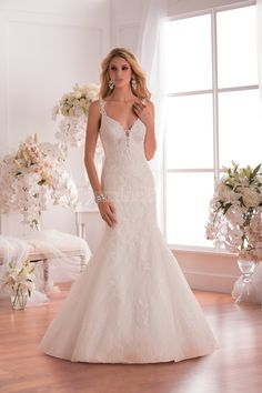 Style * F171005 * » Wedding Dresses » Jasmine 2015 Spring Collection » by Jasmine Bridal » Available Colours : Ivory, White