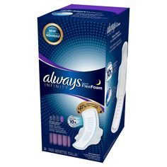 Best pads for postpartum bleeding. Absorbs so well you don't ever feel wet and yucky!!