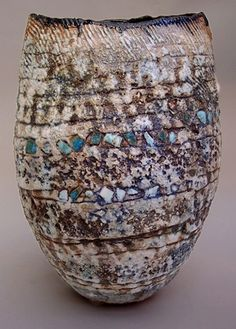 David Brown  hand made, high fired ceramic cup