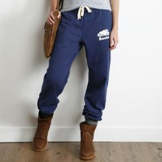 Sweatpants, Leather Bags, Clothing for Women, Men and Kids Roots Sweatpants, Baggy Sweatpants, Sweatpants Outfit, Sweat Pants, Roots Clothing, Skater Outfits, Pants For Women, Clothes For Women, School Fashion