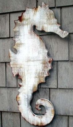 Seahorse wall art. LOVE OF THE SEA