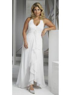 cutethickgirls.com plus size chiffon dress (27) #plussizedresses