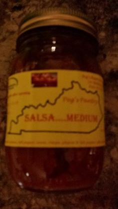 I make my Salsa's in mild, medium and hot. it's nice and thick. Lot's of great compliments given to me on my salsa.
