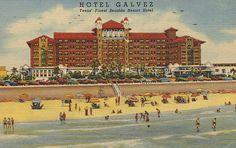 Hotel Galvez - Galveston, Texas