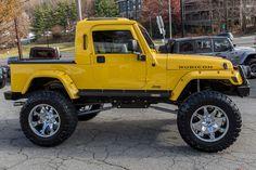 2006 Jeep Wrangler Unlimited RubiTrux Conversion