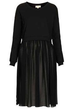 **Sweatshirt Dress by Goldie - New In This Week  - New In
