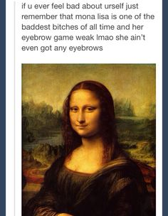 Ya Nasty Mona Lisa