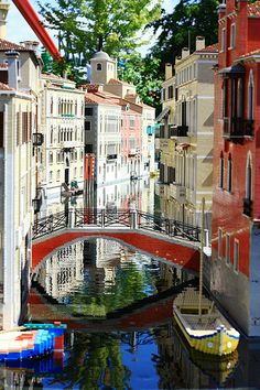 venice (legoland)   - Explore the World with Travel Nerd Nici, one Country at a Time. http://TravelNerdNici.com