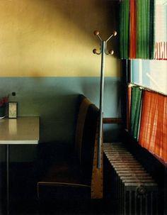 Bruce Wrighton. Glenwood Bar and Restaurant, Binghamton, NY. 1986. C Print.