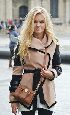 Gorgeous coat