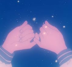 Pinky swear #anime