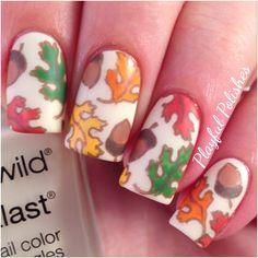 Instagram media playfulpolishes #nail #nails #nailart