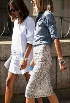 I love everything about this summer outfit. Lovely Summer Fresh Looking Outfit. The Best of summer fashion in - Amazing Dresses & Outfits Looks Street Style, Street Style Summer, Looks Style, Style Me, Daily Style, Look Fashion, Womens Fashion, White Fashion, Net Fashion