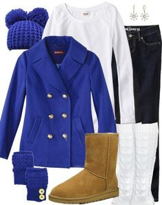 NEW YEAR Clearance, Up to Discount OFF, top quality sheepskin ugg boots for womens, wide selection of 2013 new ugg boots Cute Winter Outfits, Fall Outfits, Casual Outfits, Cute Outfits, Casual Clothes, New Fashion, Trendy Fashion, Fashion Outfits, Fashion Trends