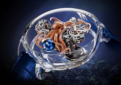 Jacob & Co. Astronomia Octopus