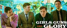 "FREE DOWNLOAD OF THE WEEK IS.... Girls Guns  and Glory  - ""You You You""! Download Here: https://soundcloud.com/lonesome-day-records/girls-guns-and-glory-you-you-you  #FreeMusic"