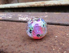 Melanie Moertel Lampwork Beads Fairy focal di melaniemoertel