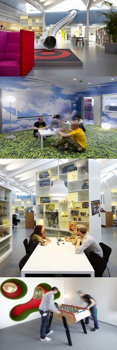 Lego Headquarters, Denmark