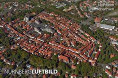 Altstadt von Northeim, Niedersachsen