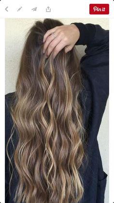 Dream hair color