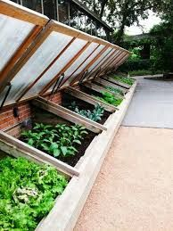 Image result for dwarf wall coldframes attached to greenhouse