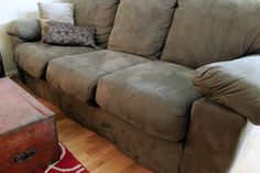 How to Clean Urine Out of Couch Cushions