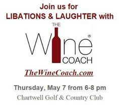 Ticket to LIBATIONS & LAUGHTER