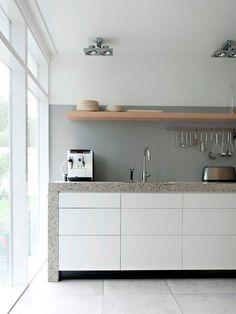 5 alternatieven voor de doorsnee keukenkast