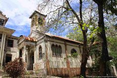 San Lucas is Costa Rica's Alcatraz.  It is also often compared to Devil's Island. San Lucas Prison Church