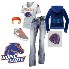 BSU Love, created by julie-rowland-fox on Polyvore