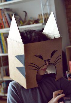 milimbo: cat mask idea