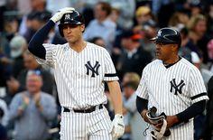 Yankees: Trade Greg Bird before the next injury! Yankees News, The Next, Bird, Baseball, Sports, Baseball Promposals, Excercise, Birds, Sport