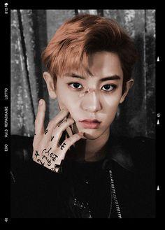 160815 EDIT #Chanyeol #EXO - EXO Vol.3 Repackage #Lotto