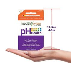 100 Ct Per Pack Reasonable Modern pH Test Strips Litmus Indicator Sensitive Scale Accurate Results Range pH45pH90 with Colors Chart ** Continue to the product at the image link.