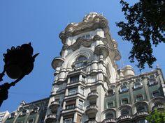 Palacio Barolo, Bs. As., Argentina.