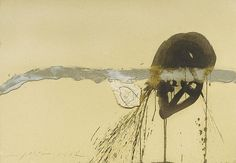 Robert Motherwell, Little Kitty, Painting & Drawing, Opera, Sad, Facebook, Drawings, Animals, Paladin