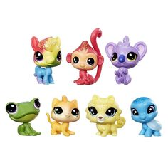 Littlest Pet Shop Rainbow Special Collection packs are coming in the Spring of 2017 and fans will be able to collect all the colors of the rainbow. There are going to be over #lps #littlestpetshop