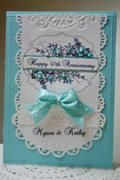 SC372 Special Anniversary by Holstein - Cards and Paper Crafts at Splitcoaststampers