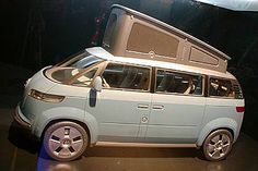 New+VW+Bus+2014   New VW Bus due out 2014 - VW T4 Forum - VW T5 Forum