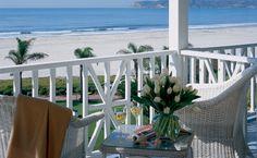 A gorgeous seaside view at Hotel Del Coronado is a guarantee. - www.casasugar.com