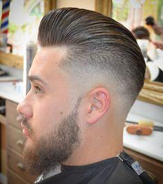 Haircut by ballesterbarbershop http://ift.tt/21Pfl5a #menshair #menshairstyles…