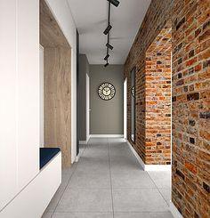 Brick Design, Door Design, House Design, Apartment Interior, Kitchen Interior, Interior Cladding, Concrete Interiors, Brick Colors, Home Upgrades