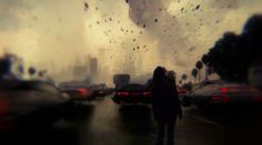 """Amazing use of Adobe After Effects in """"Liquid Skies- Teaser 1"""" by Annis Naeem (source: http://vimeo.com)"""