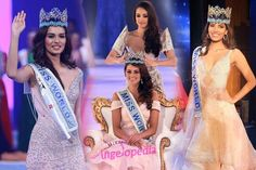 Miss World winners from 2011 to 2020